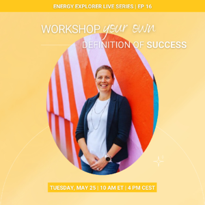 Workshop Your Own Definition of Success (1)